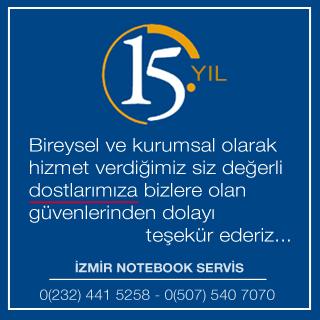 İzmir Laptop Tamiri
