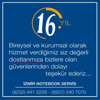 İzmir Lenovo Servis